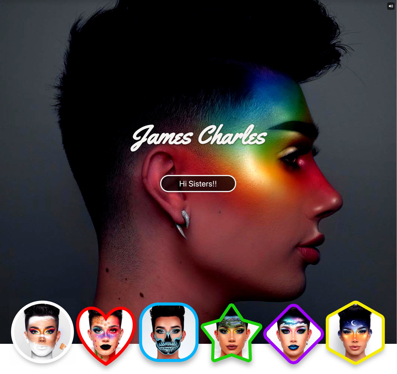 Paul Yanez James Charles Youtube Influencer Brought to life in Games